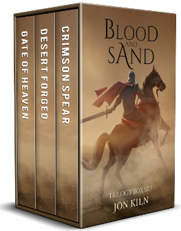 Blood and Sand Box Set