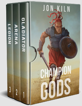 Champion of the Gods Box Set