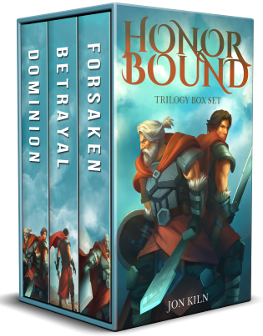 Honor Bound Box Set
