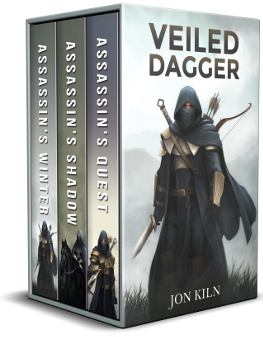 Veiled Dagger Box Set